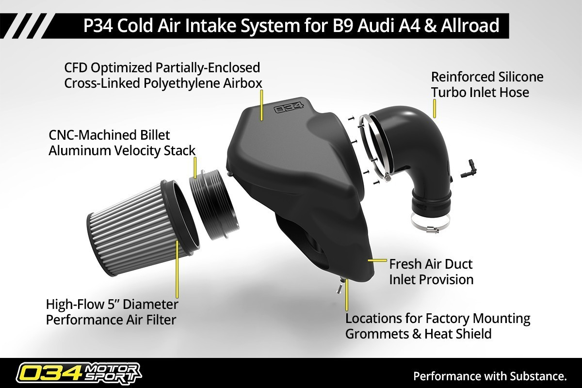 Audi A4 Intake Air Intakes For Vehicles Top Performance Arma Speed