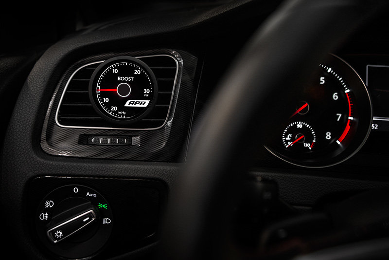 What Does Gti Stand For >> APR MK7 Golf / GTI / Golf R Vent Gauge Pod - MS100086 - 4079