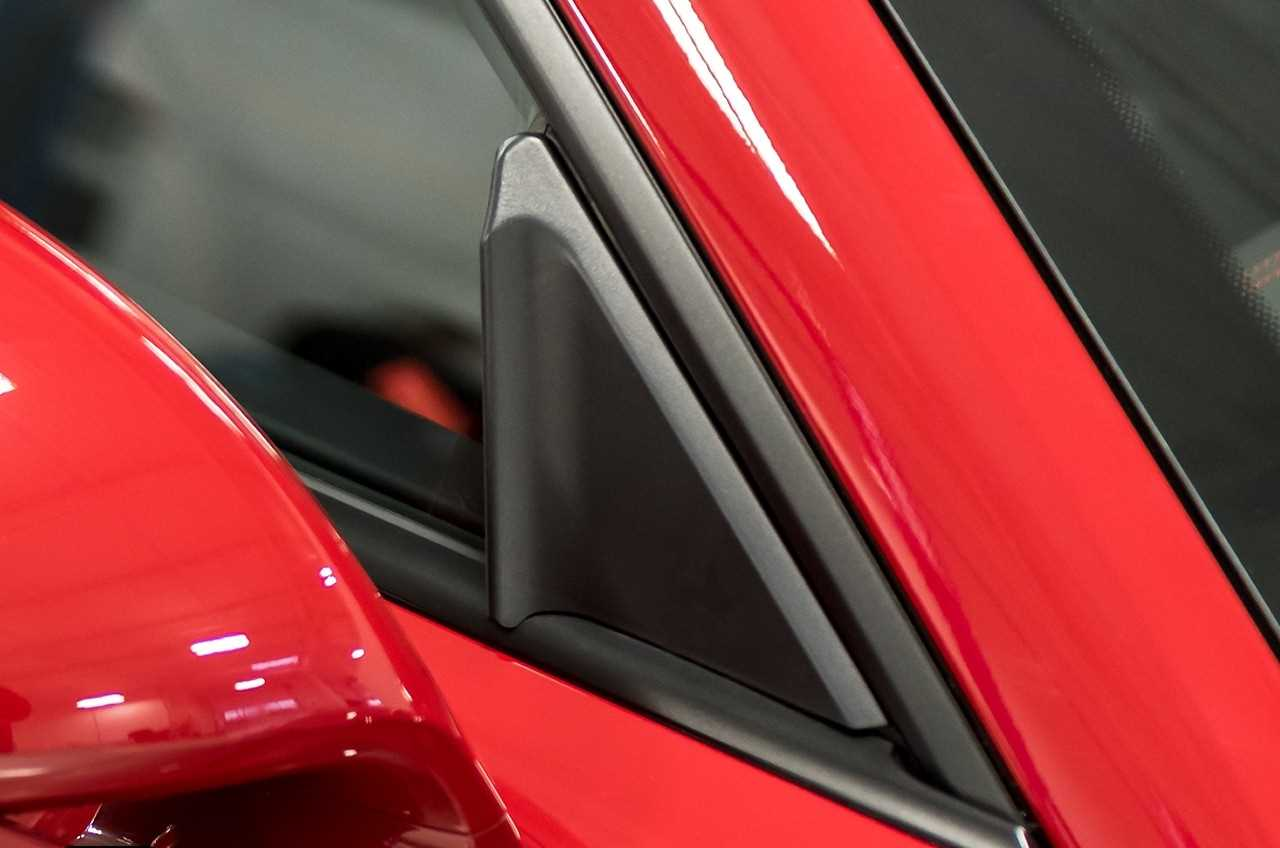 Foiler Wind Diffuser-Injection Molded