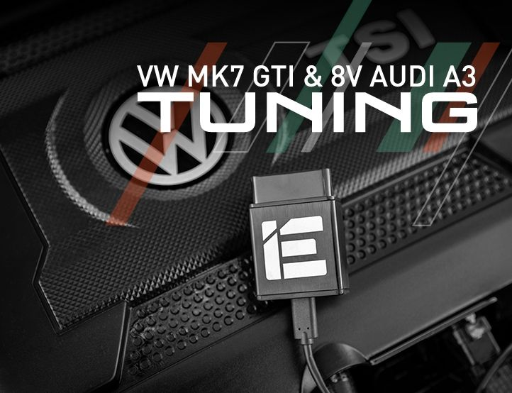 IE PowerLINK Stage 2 Performance Tune for VW MK7 GTI & Audi