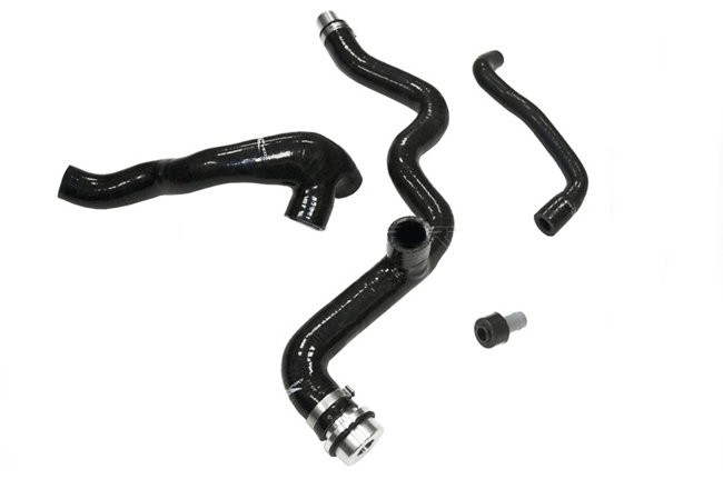 Silicone Breather Hose Kit For 1.8T 2000-2002