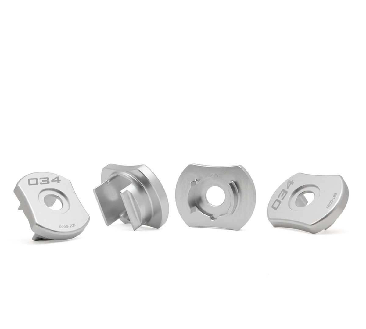 Billet Aluminum Rear Subframe Mount Inserts For MQB