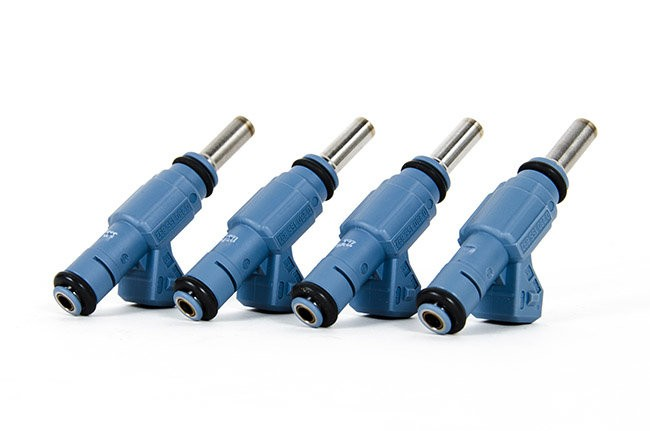 Bosch Fuel Injector Set of 4 For 386CC