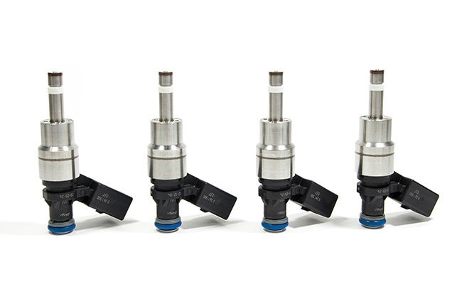 OEM Injectors Set of 4 For Audi S3