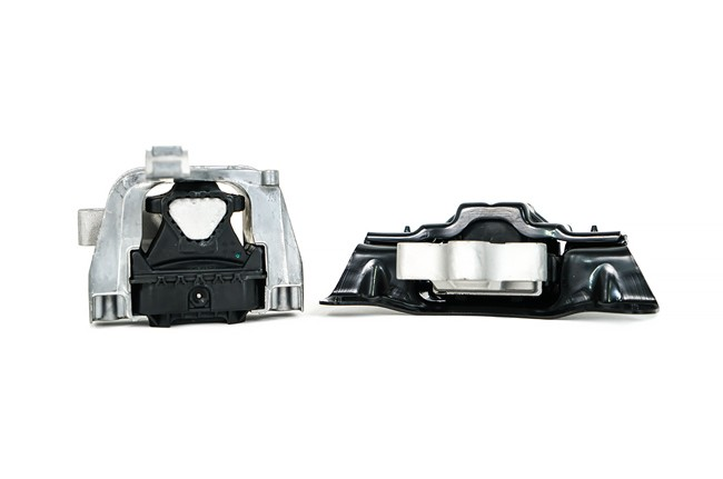 Mototsport Density Line MQB Engine & Transmission Mount Pair For 034