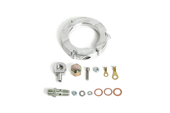 Billet Drop-In Fuel Pump Upgrade Kit For Audi