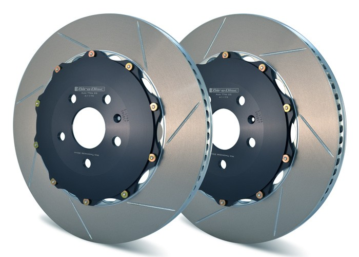 Girodisc Rear Slotted 2pc Rotor Set for 8V RS3 - 22761 ...