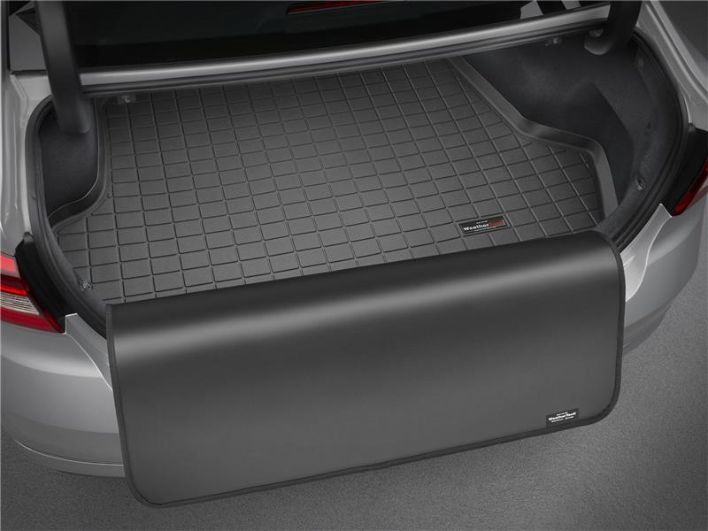 WeatherTech Cargo Liner with Bumper Protector (Black) For Audi Q5/SQ5