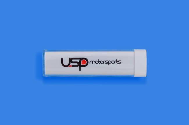 USP Motorsports Never Miss a Charge Power Bank - 1800mah