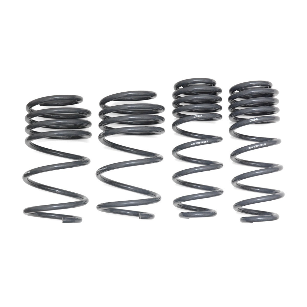 034 Dynamic+ Lowering Springs for Volkswagen MK7 Golf R