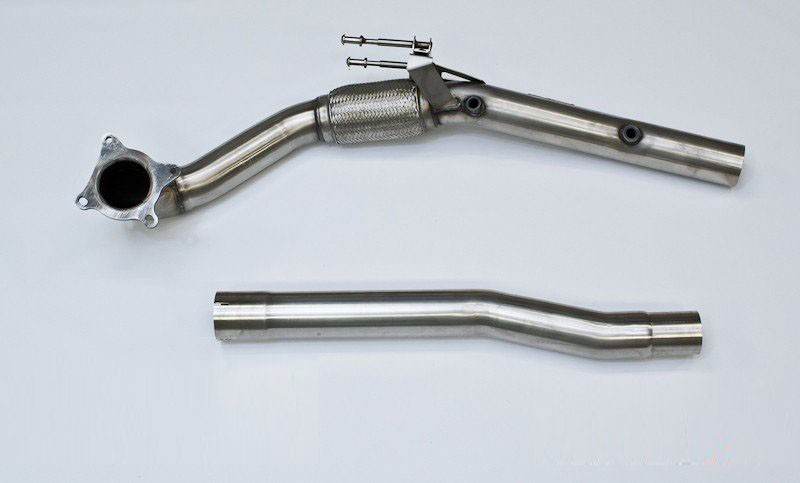 Milltek Downpipe Off-Road For Audi/VW 2.0T