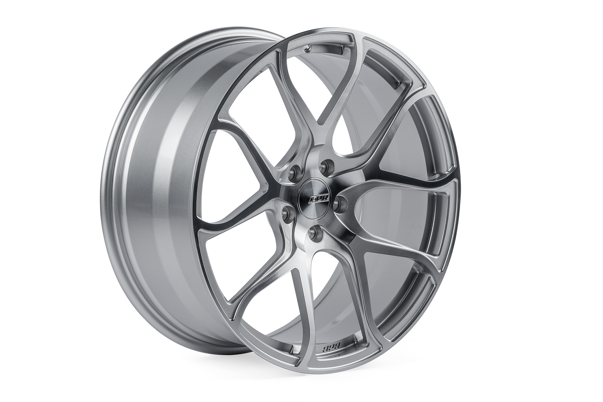 APR S01 Forged Aluminum Wheel - ET42, 20X9 (Machined Silver)