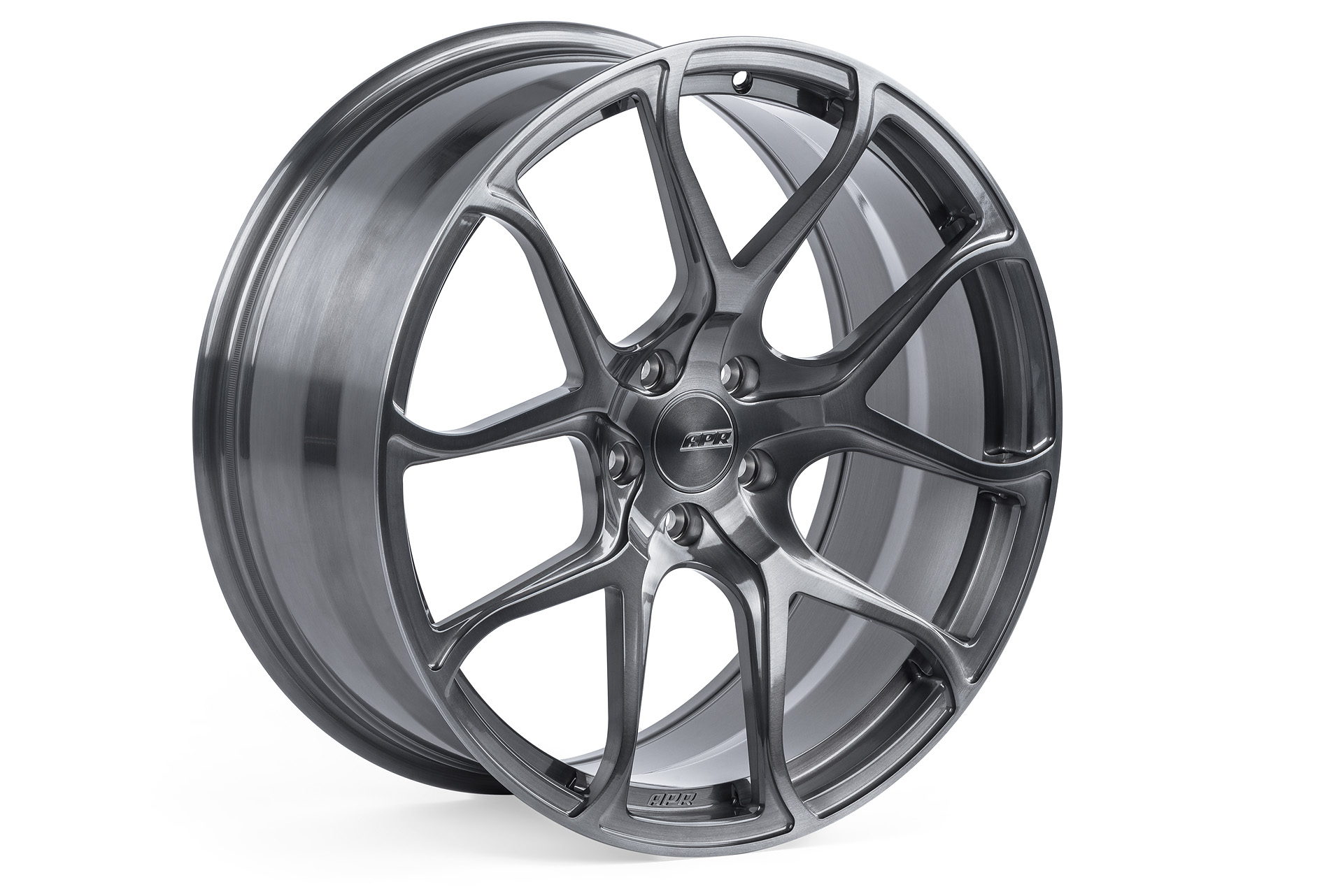 APR S01 Forged Aluminum Wheel - ET42, 20X9 (Brushed Gunmetal)