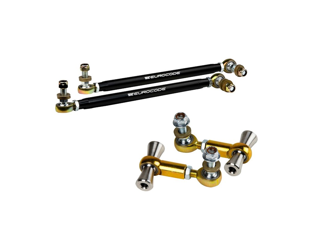 Eurocode SwayBar End Links Front & Rear AWD Kit For Audi MQB, 8V RS3 & TTRS 8S