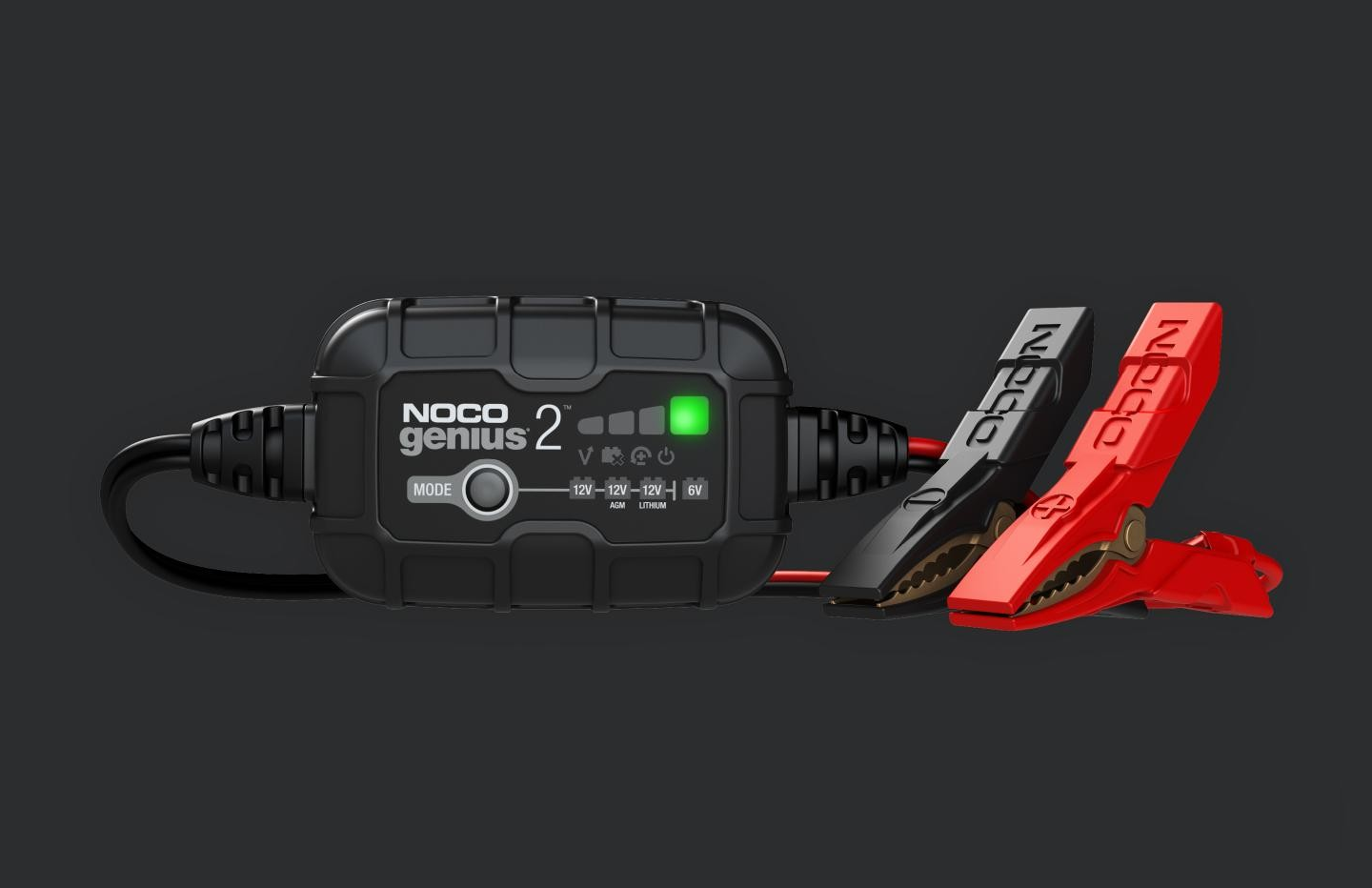 NOCO 2-Amp Battery Charger & Maintainer