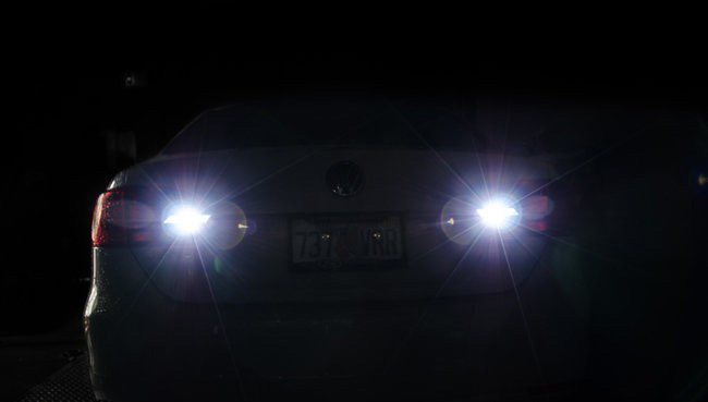 RFB Reverse LED Lights For MK6 Jetta (Model Year 2013.5+ )