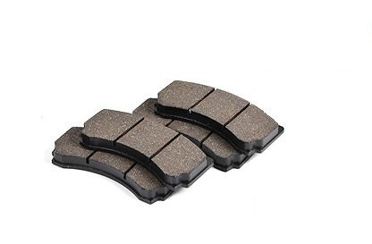 VWR 6-Piston Performance Brake System Replacement Brake Pads