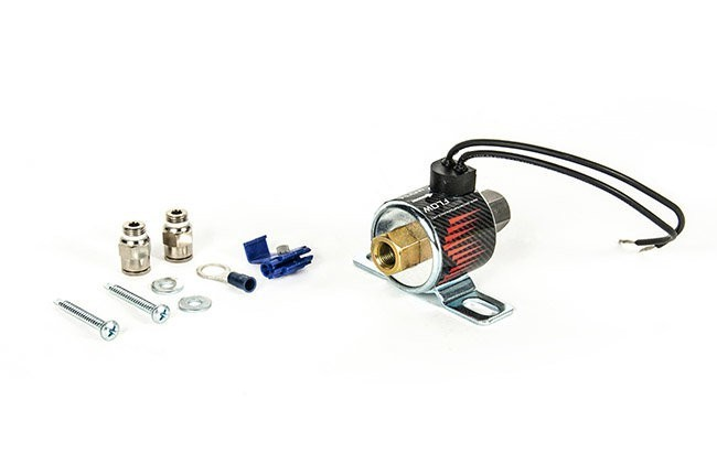 Snow Performance Solenoid Upgrade