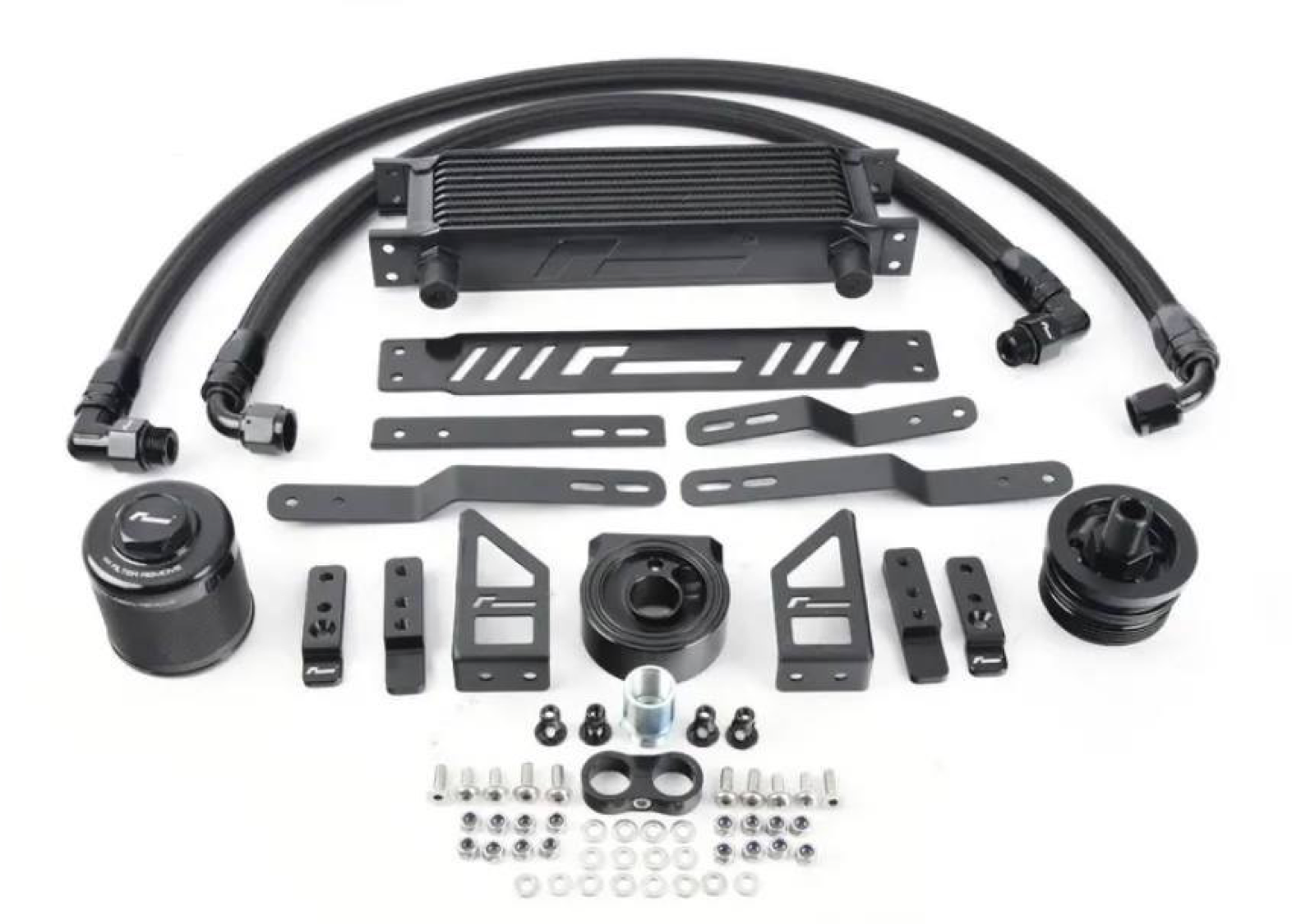 Racingline VWR Oil Cooler Kit For VW & Audi MQB Platform