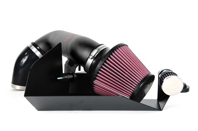 Neuspeed P-Flo Air Intake Kit With Breather Adapter For 1.8/2.0TSI (Black)