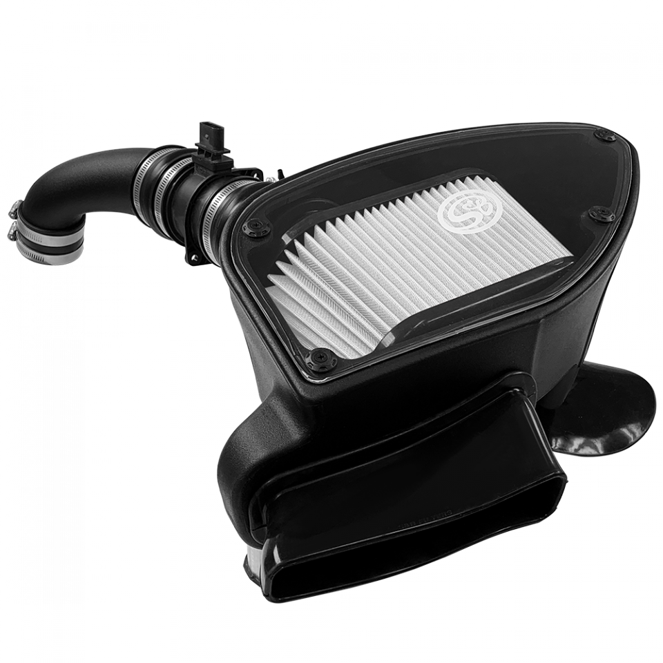 S&B Cold Air Intake For 2009-2014 VW 2.0L TDI - Dry Extendable