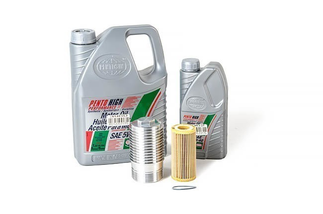 Complete Oil Service Kit with Cool Flow Filter Housing For 1.8T and 2.0T Gen3