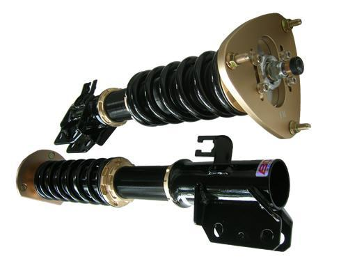 BC Racing Type BR Coilovers For VW MKIV Golf/Jetta