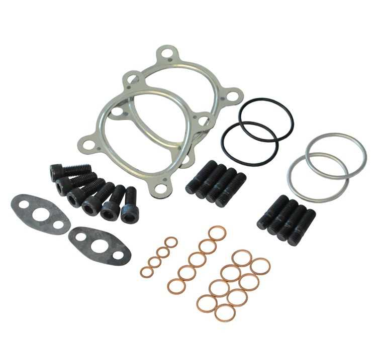Turbo Installation Hardware Kit Full Kit For 2.7T K03/K04 & 605 Turbos