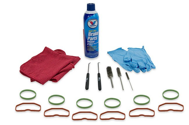Complete Carbon Cleanup Kit For 3.0T FSI