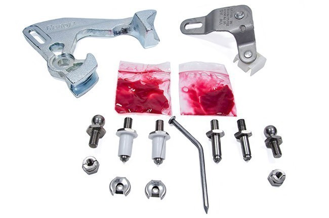 Forge Adjustable Short Shifter 6 Speed Model Complete Kit