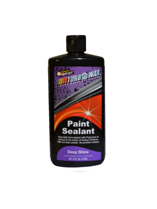Turbo Wax Paint Sealant