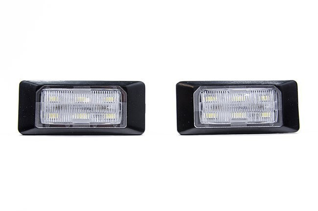 Complete License Plate LEDs For Audi B8