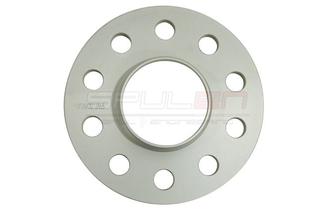 SPULEN Wheel Spacers- 10mm (66.6mm Hub) (each)