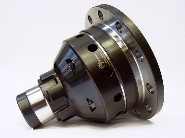 Wavetrac Differential: Rear For Audi A4 Quattro