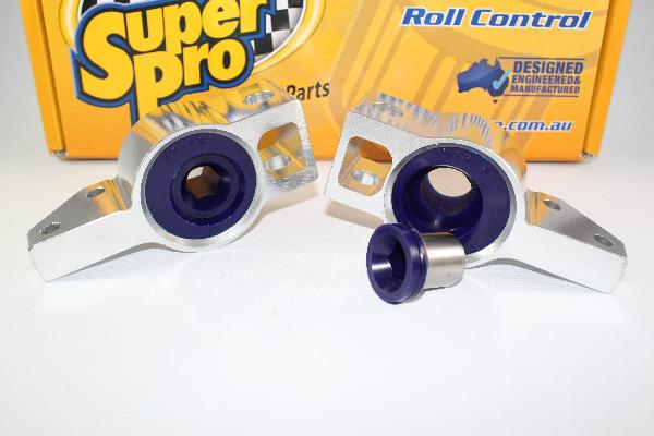 SuperPro Front Control Arm: Lower Rear Arm Bracket