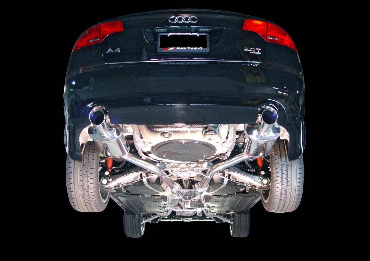 Audi A4 B7 20 Tfsi Quattro Performance Parts