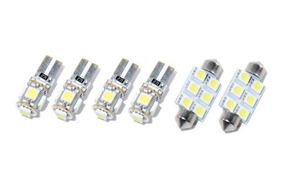 Standard Interior LED Kit For RFB Audi B8 A4/S4
