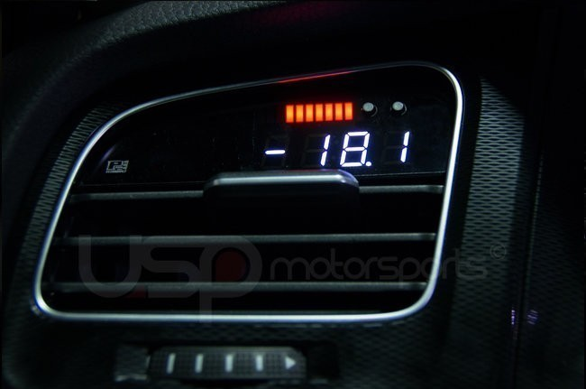 P3 Integrated Vent Digital Multi-Gauge Preinstalled For VW MK7 GTI/Golf