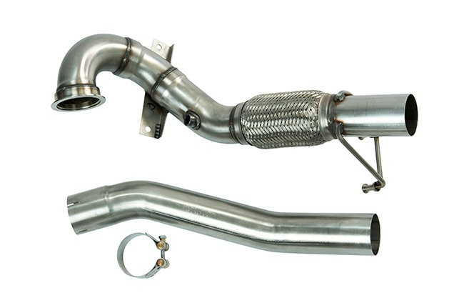 Milltek VW Downpipe For MK7 Golf, GTi, A3
