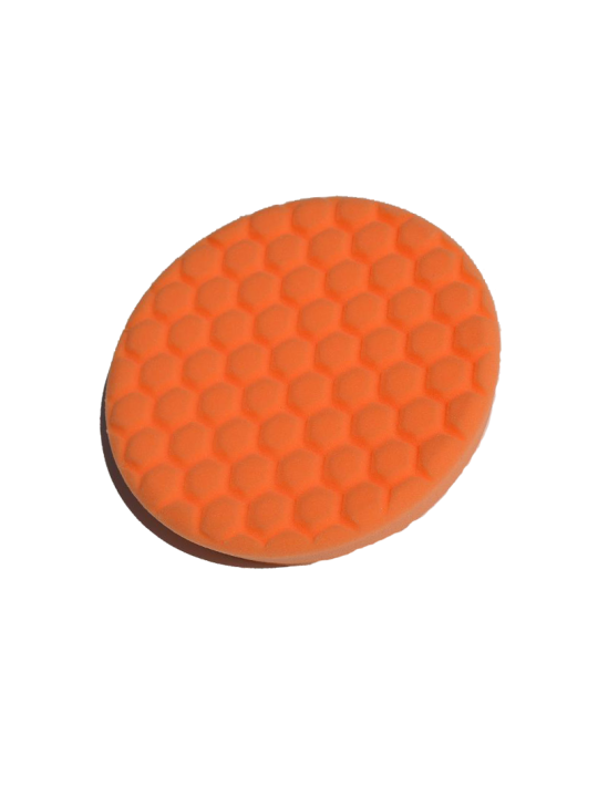 Turbo Wax Orange Center Ring Pad 7.5 Pad Face