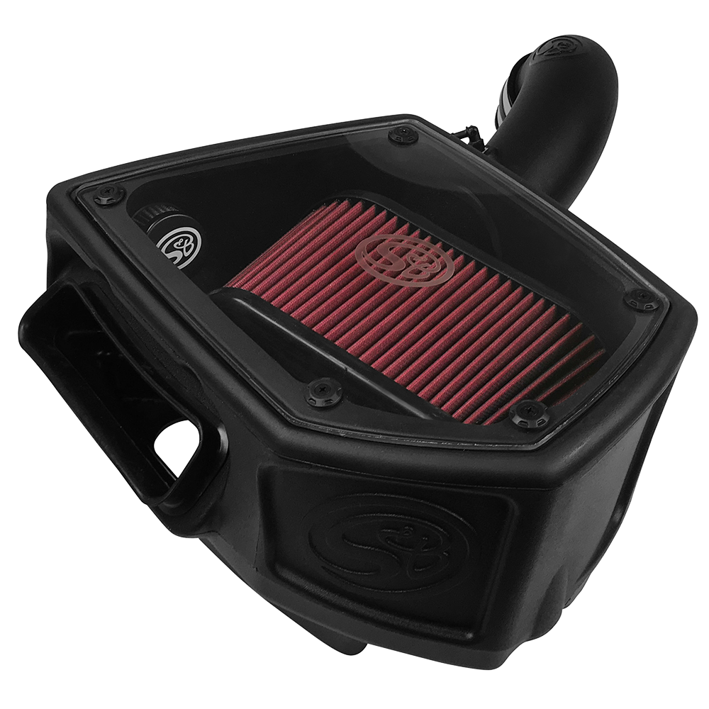S&B Cold Air Intake For 2015-2018 VW MK7 GTI/R / Audi S3/A3 - Cotton
