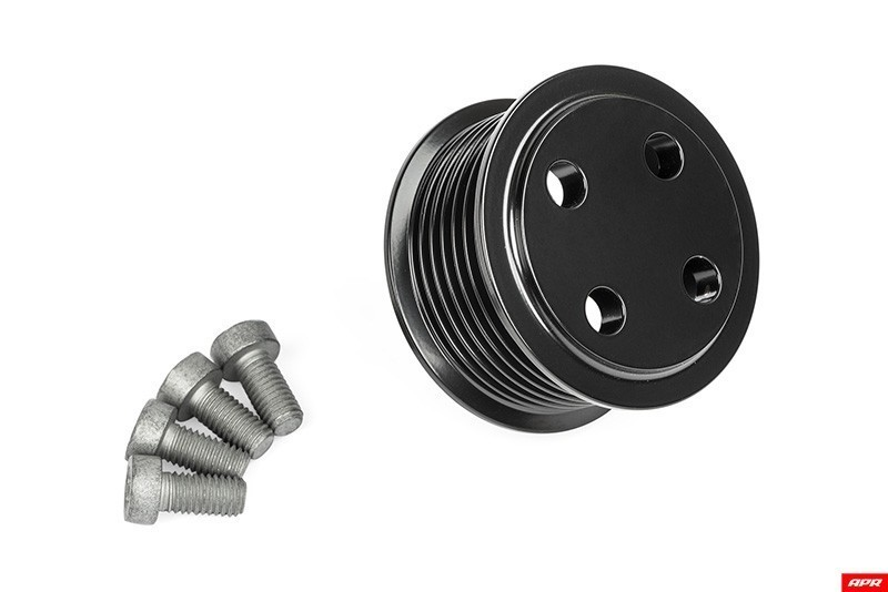 APR Supercharger Drive Pulley - (57.75 mm) - Bolt On