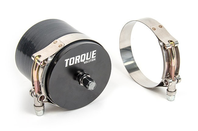 """Torque Solution Boost Leak Tester For 3"""" Turbo Inlet"""