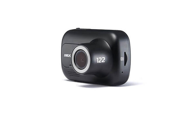 Nextbase Dash Camera 122 - 720p HD - 30FPS, IPS Screen