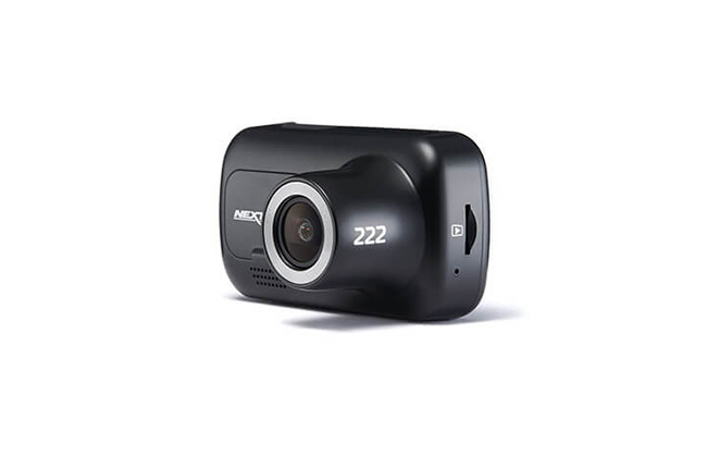 Nextbase Dash Camera 222 - 1080p HD - 30FPS, IPS Screen
