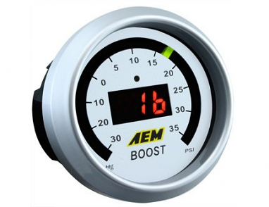 AEM Boost Gauge (35psi)