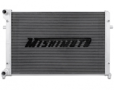 Performance Aluminum Radiator Mishimoto For VW MKV R32