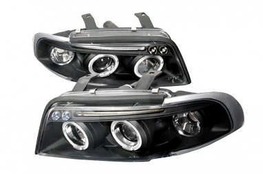 Spec-D Halo Headlights A4 B5