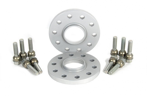 H&R Porsche Wheel Spacer Kit with Bolts- 15mm