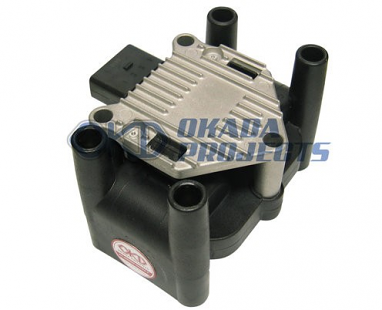 Ignition Projects By OKD: Plasma Direct Ignition Coils For Euro TSI 1.8T